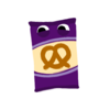 Twisty Snakpod sticker