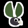 Black Lollive sticker