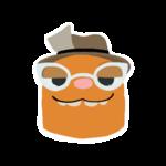 ClumbyHappySticker