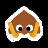 Greater Cocomite sticker