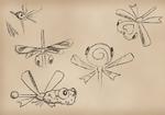 Lizbert sketches Sweetiefly