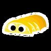 Yellow Peelbug sticker