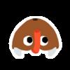 Lesser Cocomite sticker