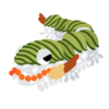 Megamaki sticker