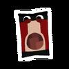 Meaty Snakpod sticker