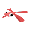 Lovely Sweetiefly sticker
