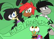 Bugtropolis- Final Poster