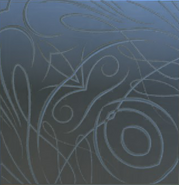 Silver panel