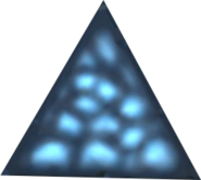 Starene equilateral triangle