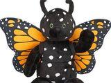 Zoo Monarch Butterfly