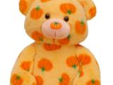 Pumpkin Pal Teddy