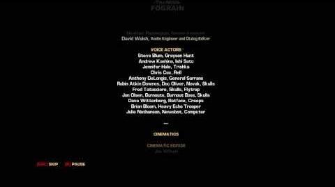 Bulletstorm Walkthrough - Credits