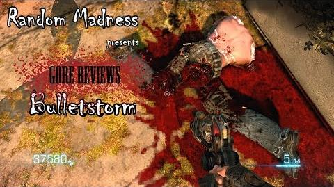 Gore reviews - Bulletstorm