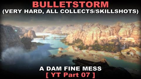 Bulletstorm Walkthrough part 7 Very hard + ALL Collectables Skillshots ( No commentary ✔ )