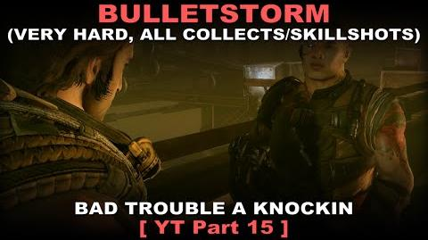 Bulletstorm Walkthrough part 15 Very hard + ALL Collectables Skillshots ( No commentary ✔ )