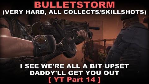Bulletstorm Walkthrough part 14 Very hard + ALL Collectables Skillshots ( No commentary ✔ )