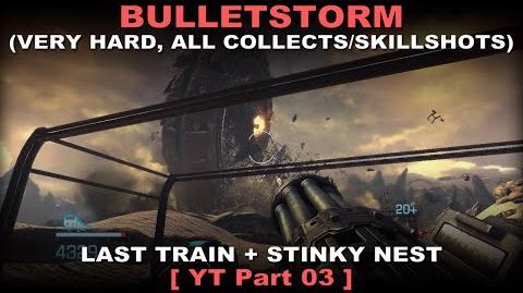 Bulletstorm Walkthrough part 3 Very hard + ALL Collectables Skillshots ( No commentary ✔ )
