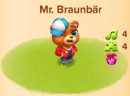 Mr. Braunbär