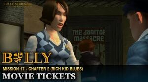 Movie Tickets - Mission 17 - Bully Scholarship Edition