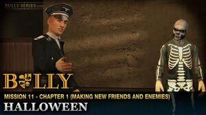 Halloween - Mission 11 - Bully Scholarship Edition