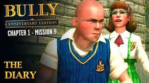Bully Anniversary Edition - Mission 9 - The Diary