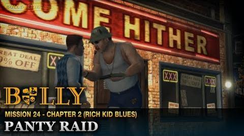 Panty Raid - Mission 24 - Bully Scholarship Edition