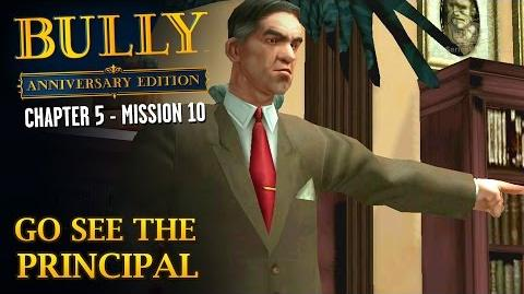 Bully Anniversary Edition - Mission 62 - Go See the Principal