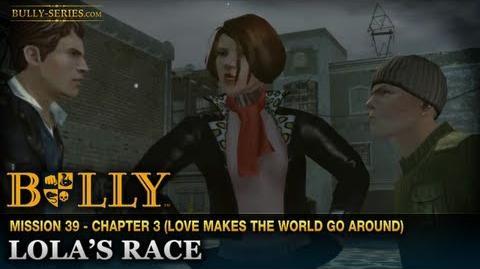 Lola's Race