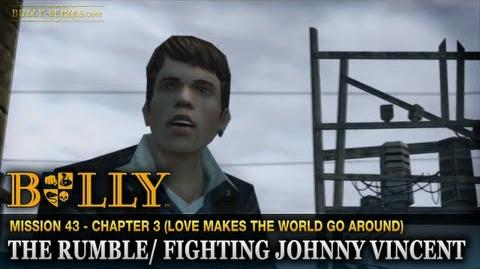 Fighting Johnny Vincent