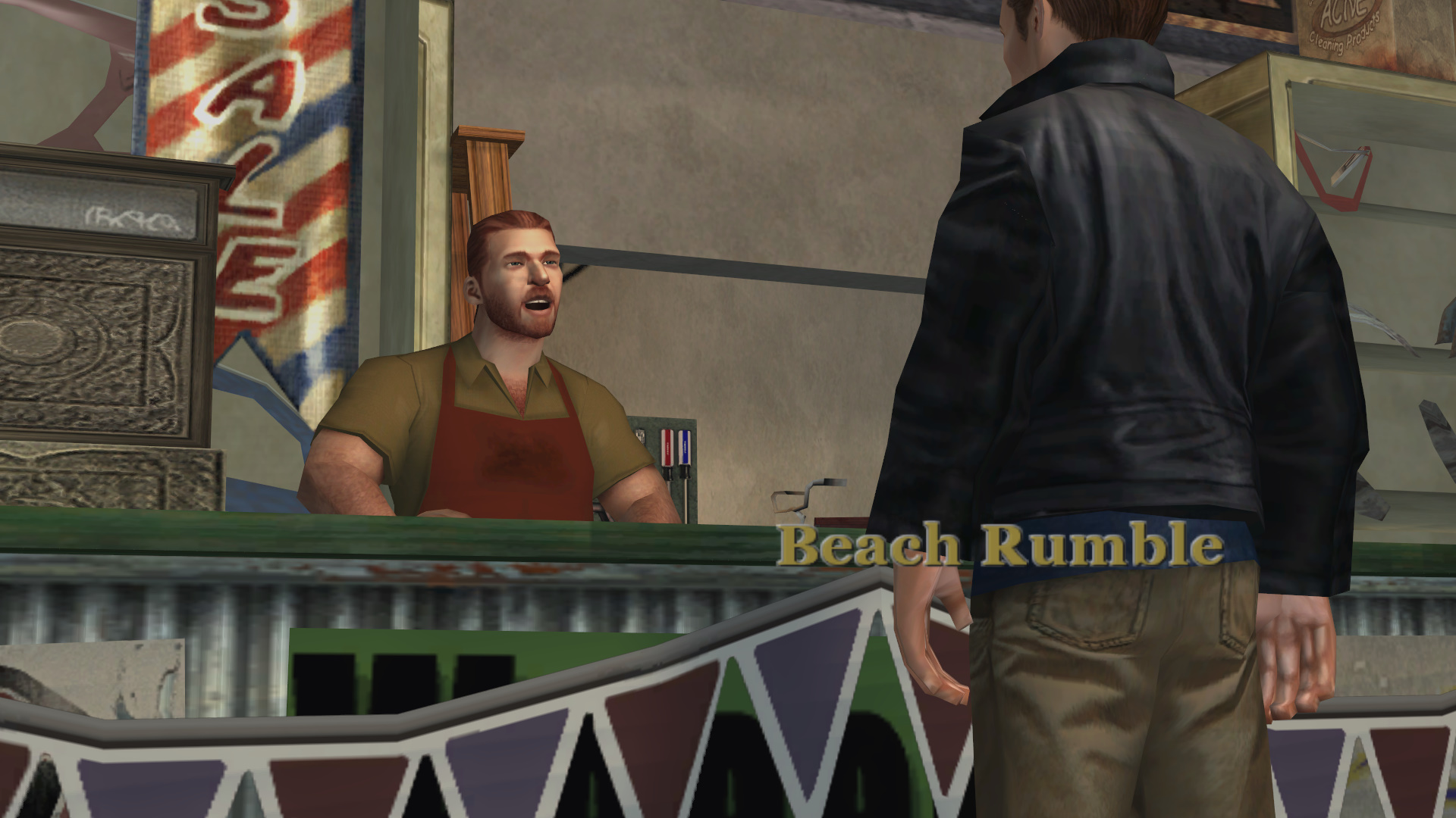 Beach Rumble