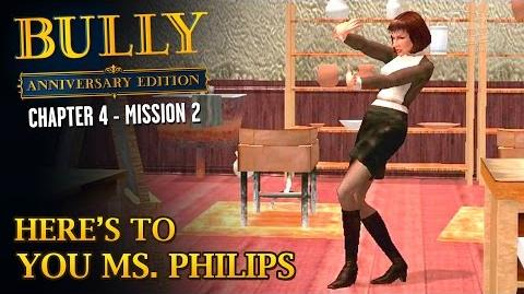 Bully Anniversary Edition - Mission 45 - Here's to You Ms