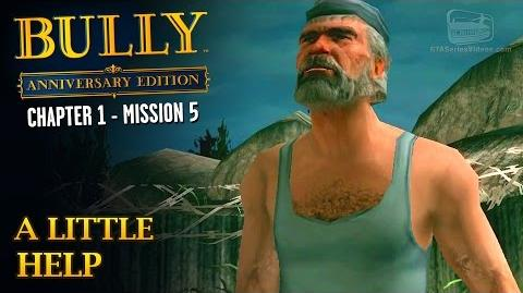 Bully Anniversary Edition - Mission 5 - A Little Help (All Radio Transistors location)