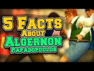 BULLY - 5 Facts About Algernon Papadopoulos