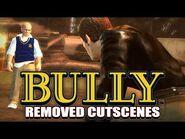 BULLY - Removed BETA Cutscenes (Analysis)
