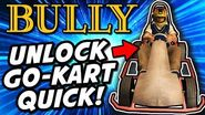 Bully - How to Unlock Go Kart - (Early in Chapter 2 +)