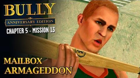 Bully Anniversary Edition - Mission 65 - Mailbox Armageddon
