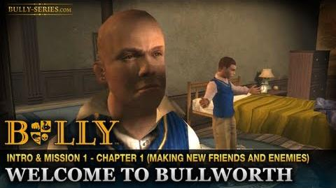 Welcome to Bullworth - Intro & Mission 1 - Bully Scholarship Edition