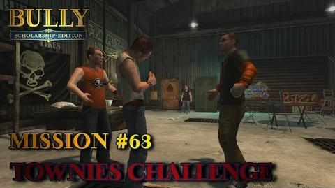 Bully Scholarship Edition - Mission 63 - Townies Challenge (PC)