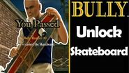 Bully Anniversary Edition- How To Unlock Skateboard