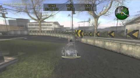 Go-Kart Street Race 3 - Bully