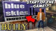 Bully - How to Visit BLUE SKIES in ANY CHAPTER!