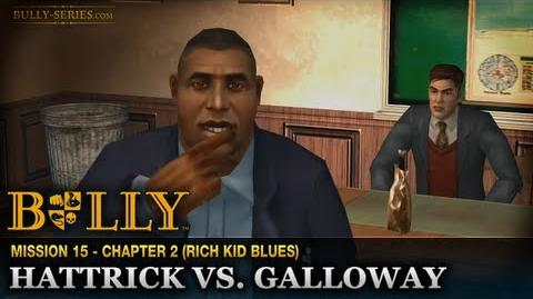 Hattrick vs. Galloway