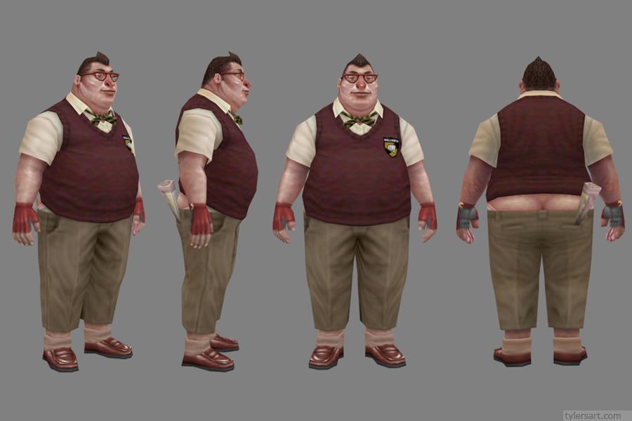 Fatty Johnson