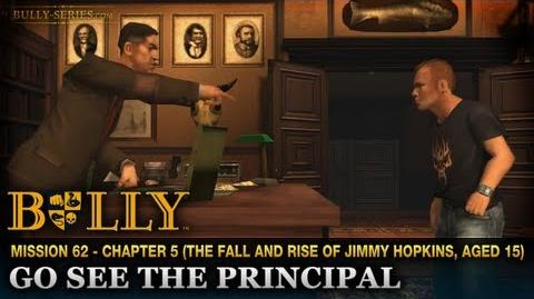 Go See The Principal - Mission 62 - Bully Scholarship Edition