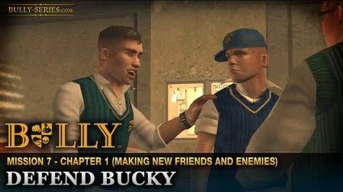 Defend Bucky