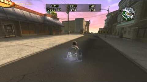 Go-Kart Street Race 2 - Bully