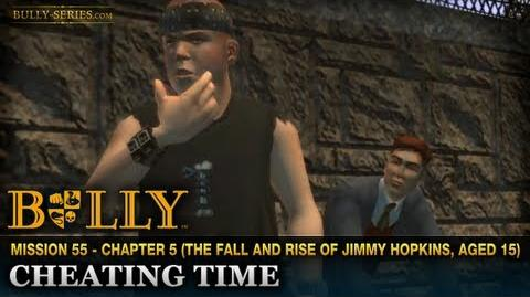 Cheating Time - Mission 55 - Bully Scholarship Edition