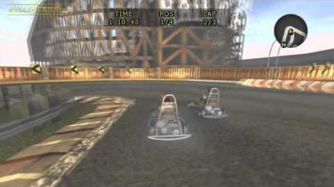 Grand Prix Race 3 (Carnival Course) - Bully