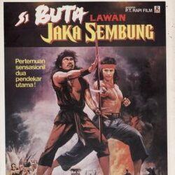 Si Buta Lawan Jaka Sembung (Film)