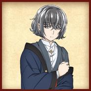 Hagiwara Sakutarou anime visual icon